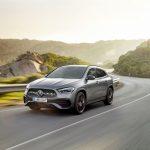 Uusi Mercedes-Benz GLA: lisää luonnetta, lisää tilaa, lisää turvallisuutta