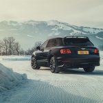 Historiallinen hetki: Bentley Suomen jälleenmyynti- ja huoltoliike avattu