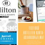 Minkä hotelliketjun kanta-asiakasjärjestelmä on paras? Tutustuimme viiteen erilaiseen ja tällaisia ne olivat