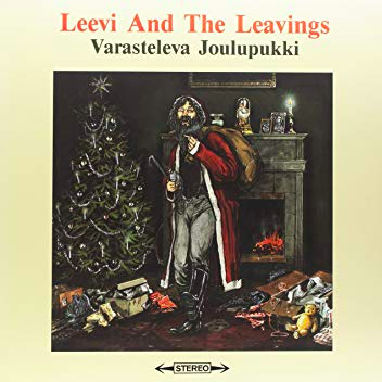 Leevi And The Leavings Varasteleva Joulupukki
