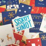 Vapaaehtoiset tekivät lähes 18 500 joulukorttia ikäihmisille
