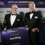 KymiRing palkittiin Hyvä Suomi! -stipendillä