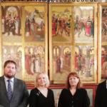 Viron, Ruotsin ja Suomen taiteen ammattilaiset tutkivat kansainvälisessä projektissa Michel Sittowin perintöä