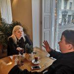 Millainen on Tiina Jylhän Tallinna? Jani Koskinen otti selvää