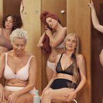 Tämän kevään alusvaatekampanja näyttää, mitä Lindex edustaa