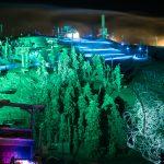 Maailman pohjoisin valofestivaali Polar Night Light Festival alkaa perjantaina Rukalla – mukana kansainvälistä valotaidetta ja kuusamolaisten lasten lyhtyteoksia