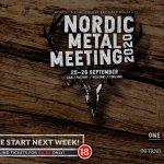 Nordic Metal Meeting järjestetään Helsingissä syksyllä