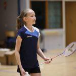 Suomalainen Nella Nyqvist voitti sulkapallon U15 EM-kultaa