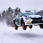 Teemu Asunmaa järkevällä ajolla toiseksi Mikkelissä, SM-pistejohto säilyi