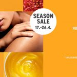 The Body Shopilla alkoi tänään Season Sale!