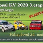 Virossa startataan rallicrossikausi sunnuntaina!