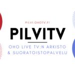 Maksuton PilviTV kokoaa yhteen OHO Suomen arkistot & ohjelmat