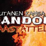 Rautaisessa Kansassa tällä kertaa satunnaisia haastateltavia ja yllätysvieras!