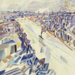 Viro: Avantgardisti Ado Vabben laaja takautuva näyttely taidemuseo Kumussa