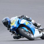 HRP Suzukilla kaksijakoinen viikonloppu Motoparkissa