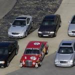 25 vuotta sitten: 210-mallisarjan E 50 AMG korkean suorituskyvyn sedan sai ensi-iltansa