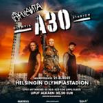 Apulanta täyttää 30 vuotta ja nousee juhlistamaan sitä Helsingin Olympiastadionille