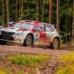 Mikko Heikkilälle arvokasta oppia liukkaissa olosuhteissa ajamisesta