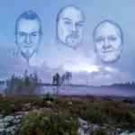Korpimetalli -bändi Blood Region julkaisi uuden EP:n The Silent Village