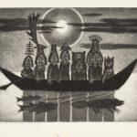 Viro: Adamson-Ericin museossa avautuu Kaljo Põllun mytologinen suomalais-ugrilainen maailma