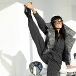 Norma Kamali hehkuu terveyttä – 75-vuotias suunnittelija on wellness-trendin edelläkävijä