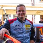 Jari Huttunen WRC2-luokan MM-sarjaan Hyundailla