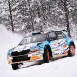 Teemu Asunmaa lähtee haastamaan MM-rallitähdet WRC Arctic Rally Finlandiin
