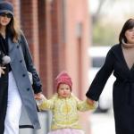 Kauneudenhoitovinkit, jotka malli Irina Shayk haluaa opettaa tyttärelleen
