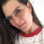 Ihosyöpä osui lähelle: Brooke Shields muistuttaa auringolta suojatumisen tärkeydestä