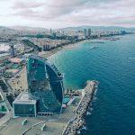 Espanjan monipuolinen kaupunkikohde Barcelona