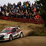 """Heikkilä WRC3-luokan toinen Jyväskylässä -  """"Tavoitteet saavutettiin"""""""